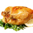 Royalty-Free Stock Photo: Roast Chicken