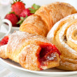 Continental Breakfast — Stock Photo #5530839