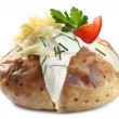 Baked Potato — Stock Photo #5530850