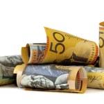 Australian Money — Stock Photo