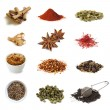Spices Collection — Stock Photo #5531590