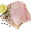 Raw Fish Fillets — Stock Photo #5531851