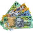 Australian Money (with Path) — Stock Photo #5531936