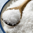 Royalty-Free Stock Photo: Sea Salt Flakes