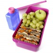 Постер, плакат: Healthy Lunch Box