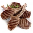 Stock Photo: Lamb Cutlets