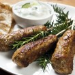 Stock Photo: Lamb Kofta
