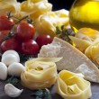 Italian Food Ingredients — Stock Photo #5533604