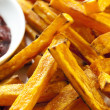 Sweet Potato Fries — Stock Photo #5533805