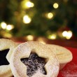 Mince Pies — Stock Photo