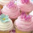 Fancy cupcakes — Stockfoto