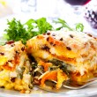 Royalty-Free Stock Photo: Lasagne