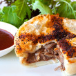 Meat Pie — Stock Photo #5534500