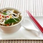 Udon Noodle Soup — Stock Photo #5534512