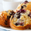 Blueberry Muffins — Stock Photo #5534716