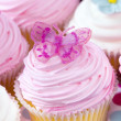 Fancy Cupcakes — Stock Photo