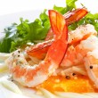 Stock Photo: Shrimp and Fennel Salad