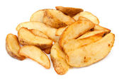 Potato Wedges — Stockfoto