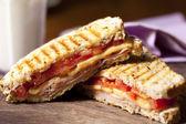 烤的三明治 — 图库照片