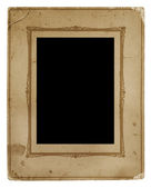 Vintage Photo Frame — Stock Photo
