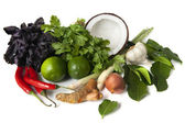 Thai Food Ingredients — Foto Stock