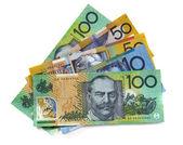 Australian Money (with Path) — Stock Photo