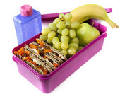Nutritious Lunch Box — Stock Photo