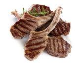Lamb Cutlets — Stock Photo