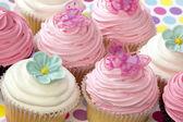 Fancy Cupcakes — Stock Photo