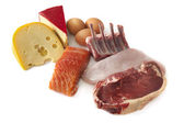 Protein Foods — Stock Photo