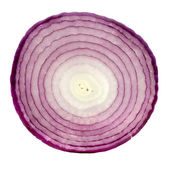 Red Onion Slice — Stock Photo
