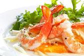 Shrimp and Fennel Salad — Stock Photo
