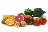 Vitamin C Food Sources — Stock Photo
