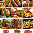 Beef Images Collage - Stock Photo