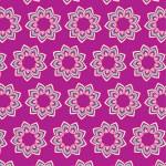 Flower pattern graphic design — Stock Vector