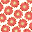 Flower &amp; Floral Pattern - Stock Vector
