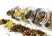 Tea different — Stock Photo