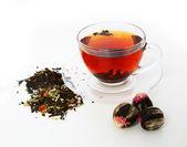 Tea cap tea — Stock Photo