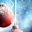 Christmas balls — Stock Photo #5644649
