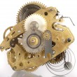 Old clockwork - Stock Photo