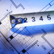 Blueprint — Stockfoto #5644859