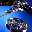 Hard disk — Stock Photo #5645236
