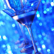Stock Photo: Martini glass