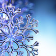 Snowflake — Stock Photo #5646256