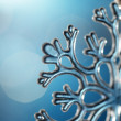 Snowflake — Stock Photo #5646268