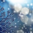 Snowflake — Stock Photo #5646273
