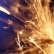 Abstract sparkler — Stock Photo #5646301