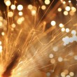 Abstract sparkler — Stock Photo #5646302