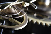 Clock pinion — Stock Photo