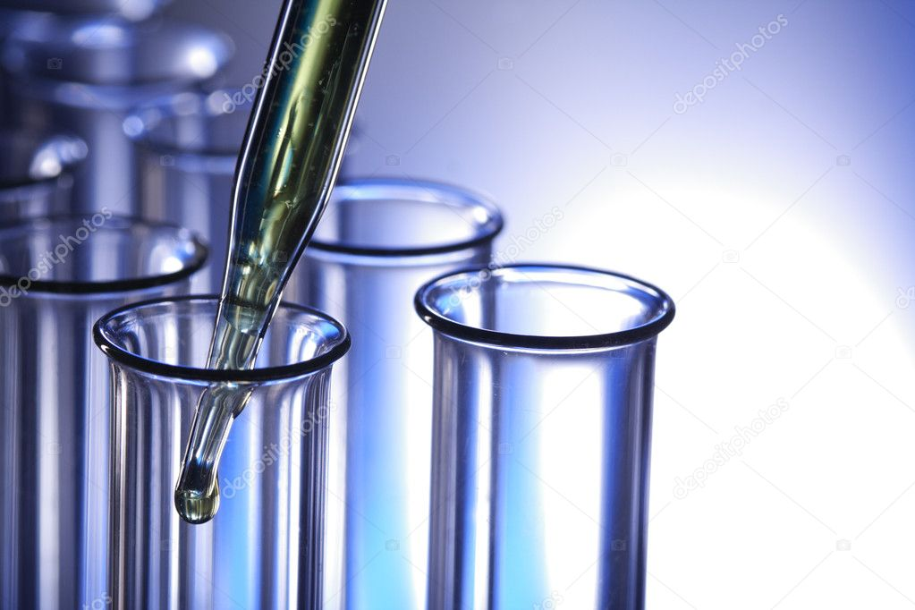 Test Tubes — Stock Photo #5646506
